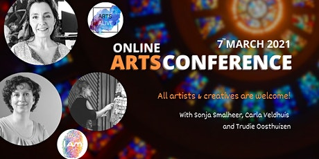 ONLINE Arts Conference May tickets