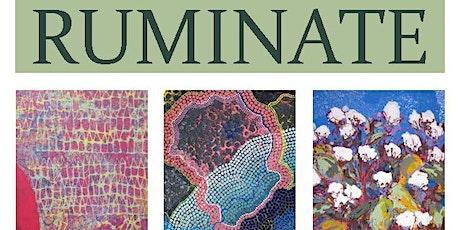 RUMINATE Artist Talk tickets