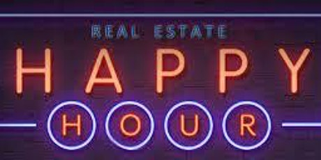South Jersey Real Estate Agents - Real Estate Happy Hour tickets