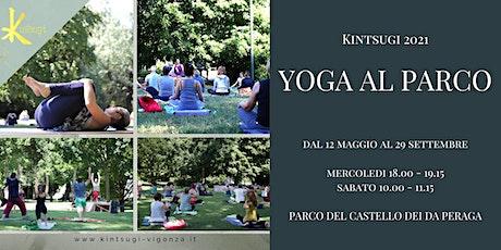 Kintsugi 2021: Yoga al Parco biglietti