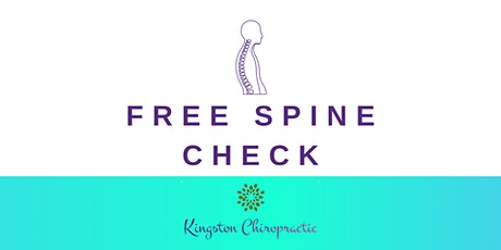 FREE Spinal Screening Health Check in Kingston-Upon-Thames tickets