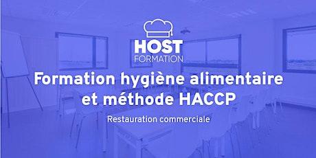 Formation hygiène alimentaire HACCP (mai) billets