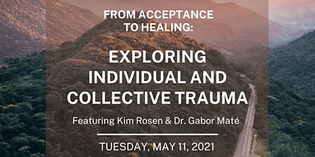 Exploring Individual and Collective Trauma tickets