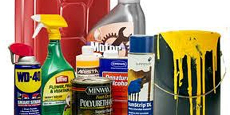CLICK HERE TO REGISTER Household Hazardous Waste - Rose Tree Park-Back lot tickets