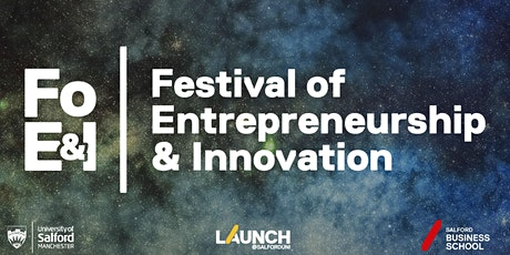 FoE&I: How to turn an idea into a business - Naomi Timperley tickets