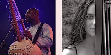 Full Moon Concert – May Full Moon With Yacouba Sissoko & Bridget Kibbey tickets