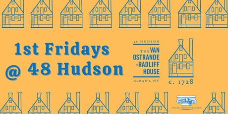 1st Fridays at 48 Hudson May tickets