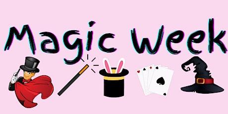 Magic Week tickets