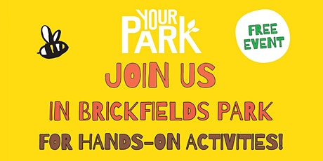 Brickfields Park Litter Pick tickets