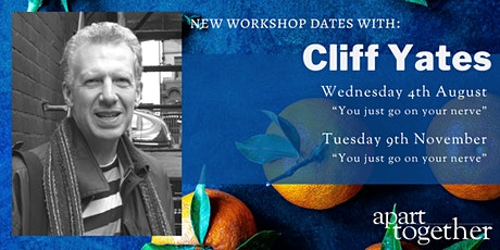 Apart Together: Poetry Writing Workshop with Cliff Yates tickets
