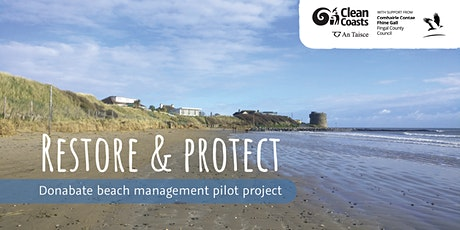 Restore & Protect - Donabate beach management practices pilot project tickets