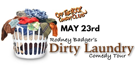 Dirty Laundry Comedy Tour at Off The Hook Comedy Club in Naples, Florida tickets