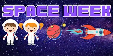Space Week tickets