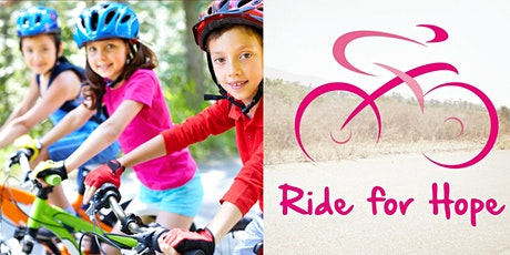 Ride For Hope - Family Ride 2021 tickets
