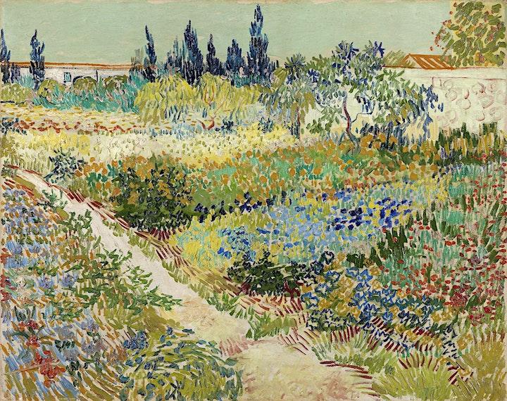 Afbeelding van Kunstmuseum Den Haag presenteert: Webinar Vincent van Gogh in Den Haag