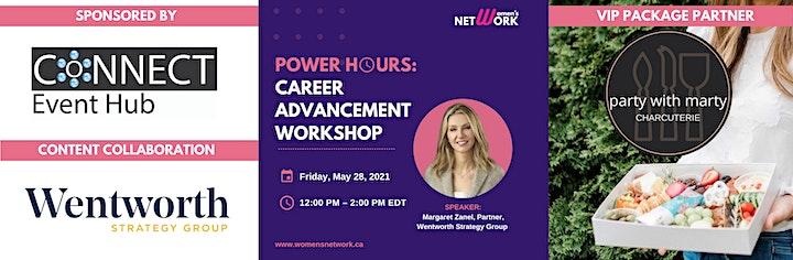 Power Hours: Career Advancement Workshop image