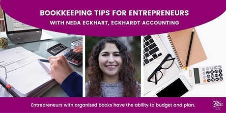 Bookkeeping Tips for Entrepreneurs tickets
