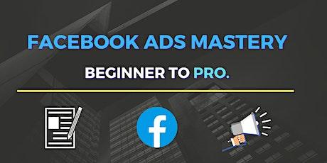 Facebook Ads Mastery -  From Beginner to Pro! boletos