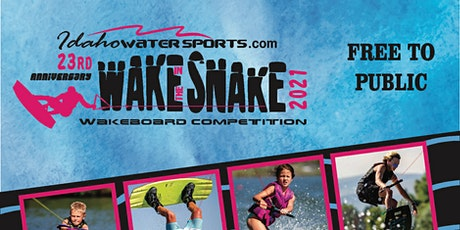 Wake in the Snake 2021 tickets
