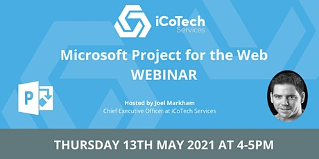 Microsoft Project for the Web tickets