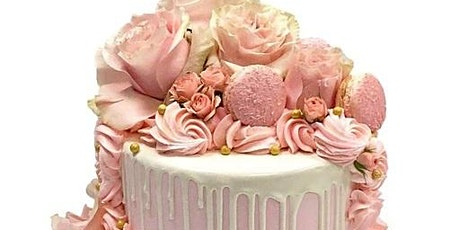 Learn how to make a Champagne Blush cake tickets