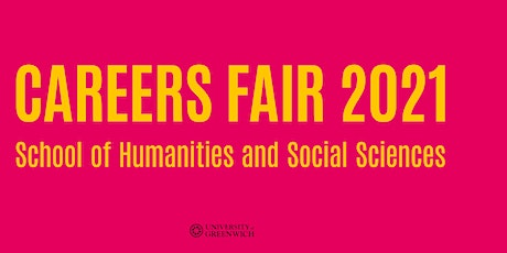 Humanities and Social Sciences Careers Fair tickets