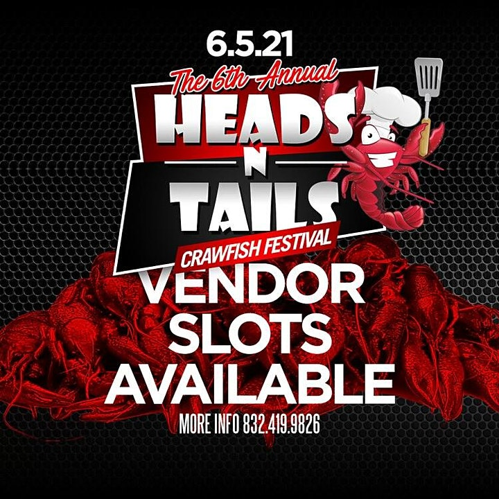 The 6th Annual Heads N Tails Crawfish Fest image