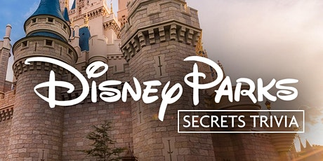 Disney Park Secrets Trivia via Facebook Live-Stream tickets