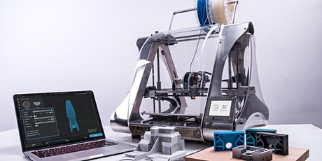 3D Printing - Manufacturing Modernised tickets