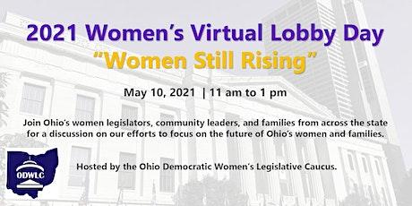 """Women Still Rising"" -  ODWLC 2021 Women's Virtual Lobby Day tickets"
