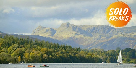 SOLO BREAKS: Windermere Activity Weekender 22/10/2021 tickets