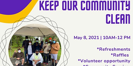 Keep Our Community Clean tickets