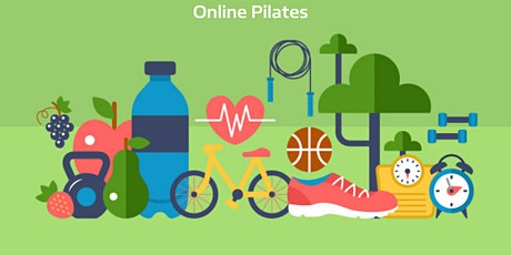 Online Pilates tickets