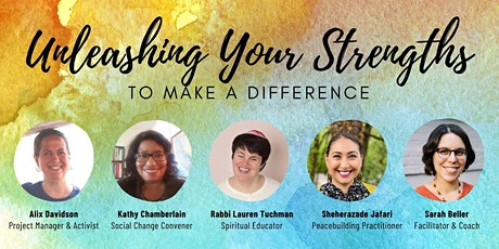 Unleashing Your Strengths to Make a Difference tickets