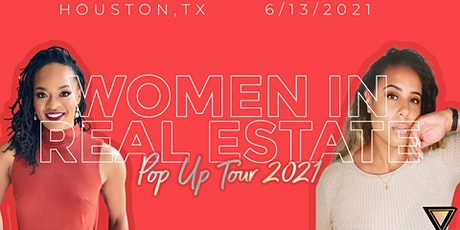 Women in Real Estate -  Pop Up Brunch and Panel - HOUSTON tickets