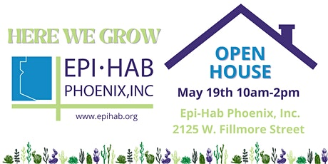 Epi-Hab Open House tickets