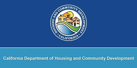 CA Statewide Housing Plan Listening Session: South Region tickets