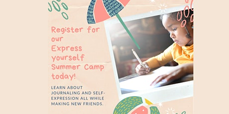 Express Yourself  Summer Camp tickets