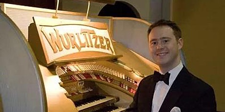 Welcome Back concert with  Richard Hills at the Wurlitzer tickets