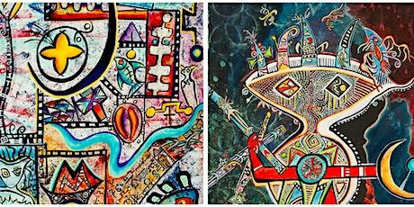 "Artist Talk: Dorothy Graden, ""Liminal Spaces"" (Hybrid In-person & Virtual) tickets"