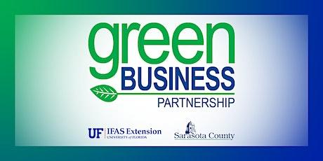Sarasota County Green Business: Become a Partner (webinar) tickets