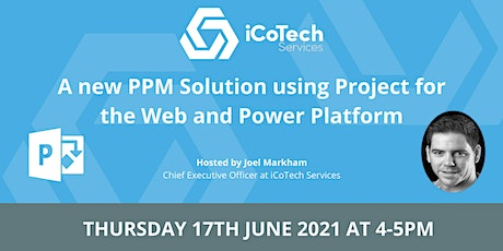 A new PPM solution using Project for the Web and Power Platform Tickets