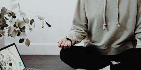 Sinking into Meditation tickets