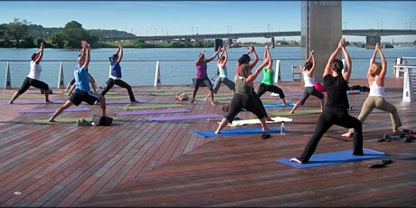 Free Yoga with Surfrider D.C. at the Yards tickets