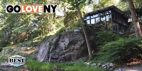 Manitoga Private Sunset Tour with Wine and Cheese tickets