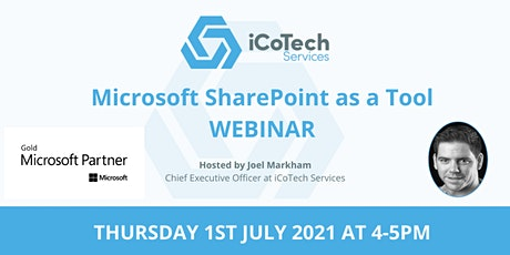 Microsoft SharePoint as a Tool tickets