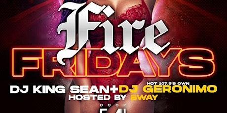 F I R E   FRIDAYS - #1 Friday V I B E in A T L tickets