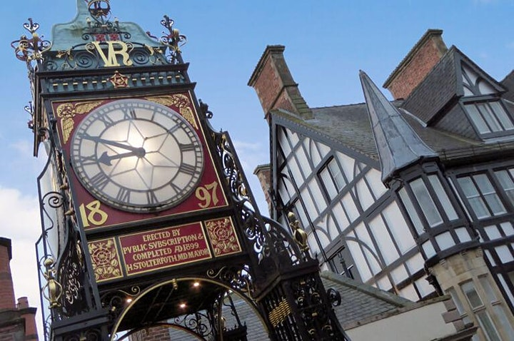 Treasure Hunt Chester - The Romans and The River - 2-2½ hours image