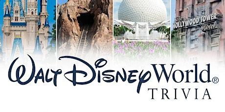 Walt Disney World Trivia via Facebook Live-Stream tickets