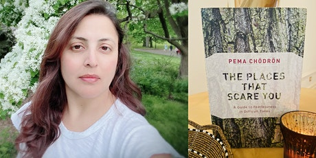 """Reading Group of Pema Chödrön's: """"The Places That Scare You"""" tickets"""